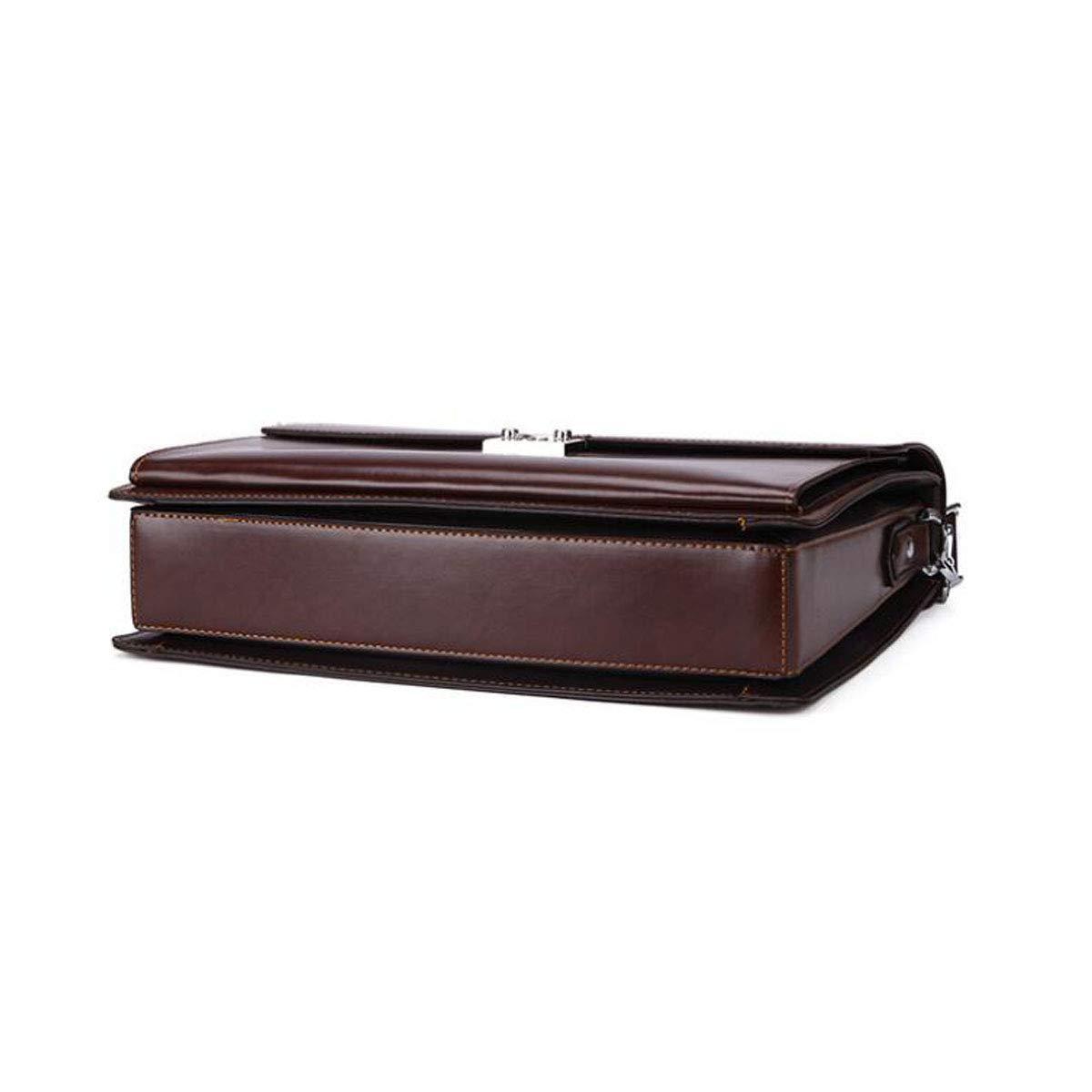 36 9 29cm Briefcase with anti-theft password lock black size