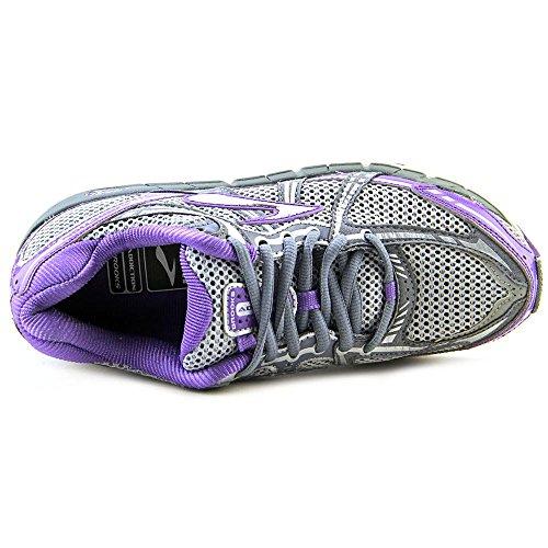 Brooks Addiction 11 Women Running Sportshoes Trainer grey silver