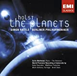 Holst: The Planets; Matthews: Pluto; Four 'Asteroids'