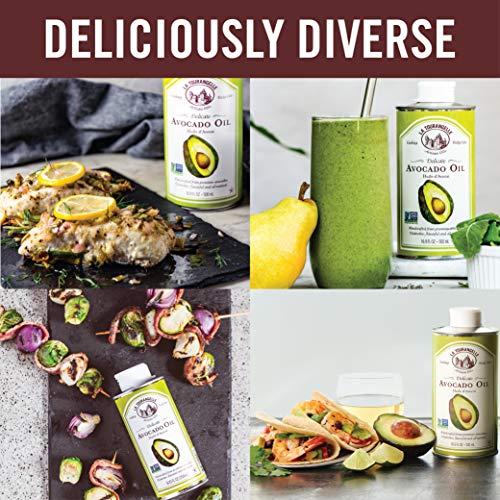 La Tourangelle Avocado Oil 8.45 Fl. Oz., All-Natural, Artisanal, Great for Salads, Fruit, Fish or Vegetables, Great Buttery Flavor by La Tourangelle (Image #6)