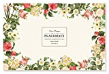 Faux Designs Paper Placemats - Posy
