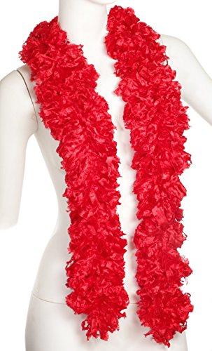 Original Featherless Boa (Red)