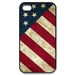 American Flag Use Your Own Image Phone Case for iphone 5c customized case cover ygtg-775209