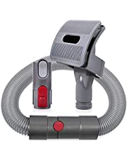 KEEPOW Hund brudgum verktyg för Dyson dammsugare, husdjursborste fastsättning förlängningsslang för Dyson V11 V10 V8 V7 V6 med omvandlingsadapter