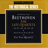 Classical Music : Beethoven: The Late String Quartets