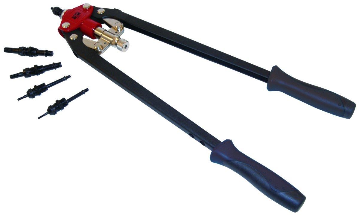Bahco 1468-M10 - Jgo Remachad Tuercas 3-10 mm
