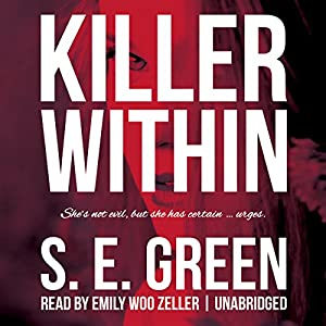 Killer Within Audiobook