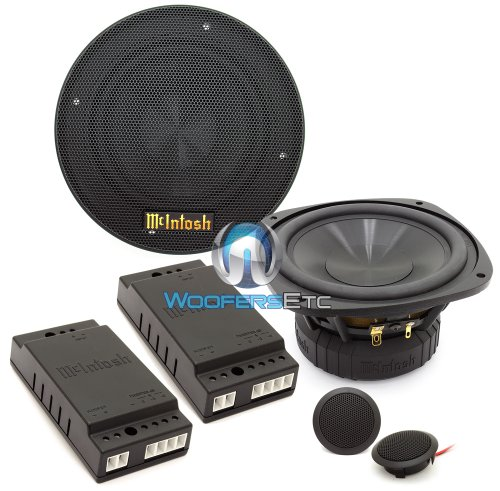 "MSS530 - McIntosh 5.25"" 2-Way Sound Quality Component, used for sale  Delivered anywhere in USA"