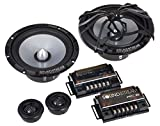 Soundstream PC.6 6.5'' 120W 2-Way Picasso Series Car Component Speaker Set