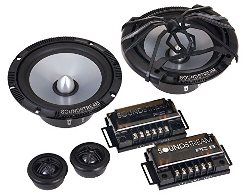 New Pair Soundstream PC.6 Picasso Series 6-1/2
