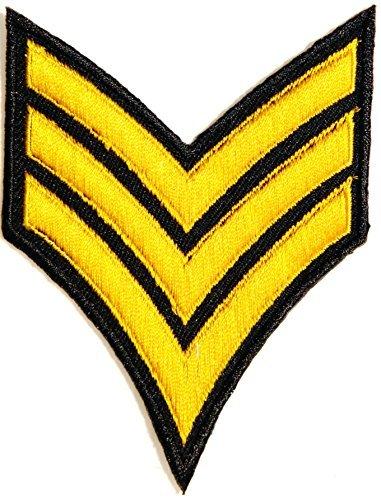 US Rank Sergeant Inia Sgt Uniform Suit Vest - Air Force Rank Patches