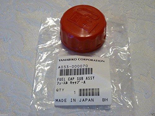 Genuine Shindaiwa Part Fuel Tank Cap Assembly A033000070 70043-85201