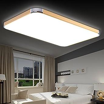 Bright Ceiling Light For Bedroom   YPOSION Led Ceiling Light Atmosphere  Living Room Lighting Modern .