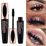 ZeHui 4D Super-concentrated Mascara Waterproof Long-lasting Mascara Eyes Cosmetics 13g