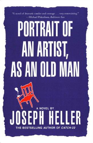 Book cover from Portrait of an Artist, as an Old Man: A Novel by Joseph Heller