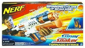 Super Soaker - Pistola Agua Tornado Strike 52X8X28 (Hasbro) 27-28497