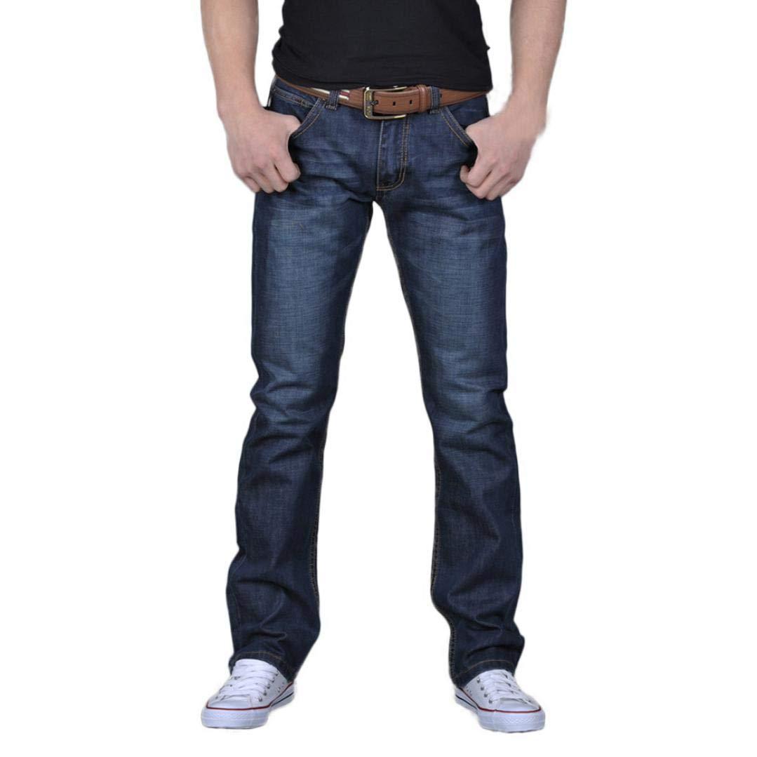 Gusspower Pantalones Vaqueros de Hombres Pantalones de Deportivos con Bolsillos Slim fit Skinny elásticos Jeans para Hombres: Amazon.es: Electrónica