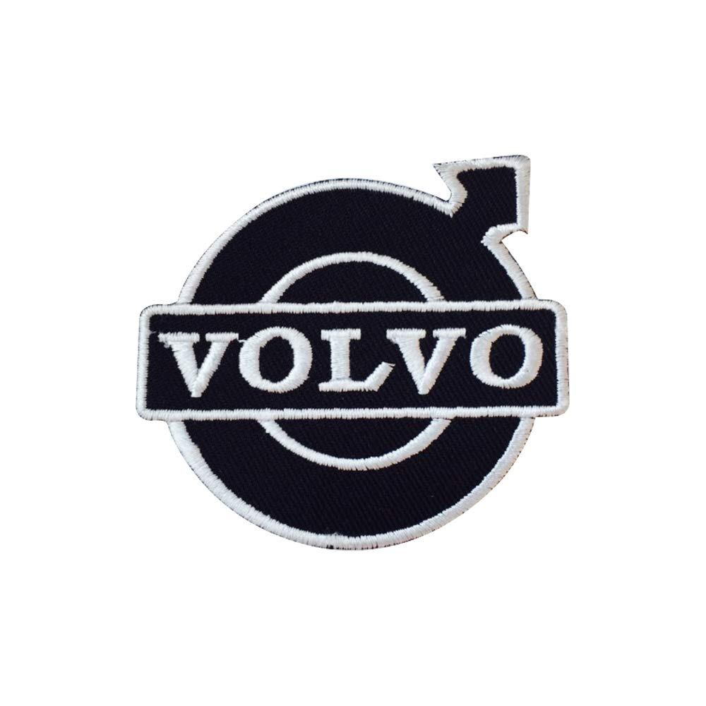REAL EMPIRE Volvo Car logo New Iron On Patches Sew on patch ricamato distintivi