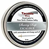 TACONIC EXCALIBUR SHAVING SOAP WITH HEMP SEED OIL