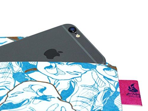 Crisp ywal Let Tyvek Étui pour téléphone portable size S Satao Elephant