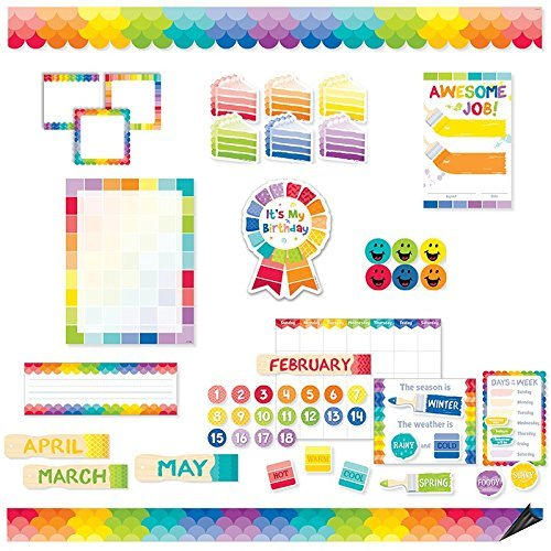 PAINTED PALETTE CLASSROOM -