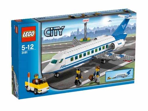LEGO Passenger Plane Discontinued manufacturer