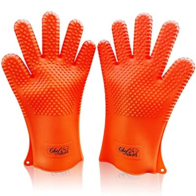 Bbq Grill Silicone Gloves