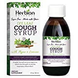 Herbion Naturals Ivy Leaf Syrup with Thyme and