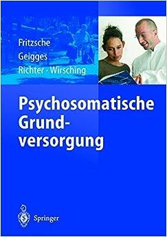 Psychosomatische Grundversorgung (German Edition)