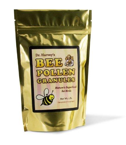 Dr Harvey's Bee Pollen For Birds 1lb, My Pet Supplies