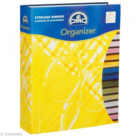 - DMC StitchBow Organizing And Storage Binder