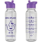 Mrs. Splash Kid's Motivational Bottle