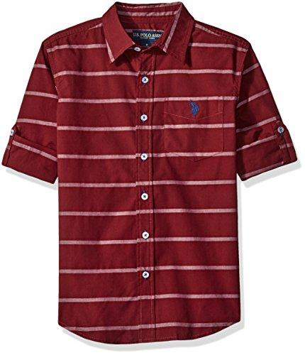 us-polo-assn-little-boys-long-sleeve-single-pocket-sport-shirt-seagram-burgundy-stripe-5-6