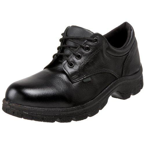 Thorogood Men's Softstreets Oxford,Black,10.5 W US