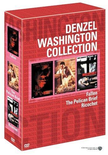 The Denzel Washington Collection (Fallen / The Pelican Brief / Ricochet) (Washington Set Box Denzel)