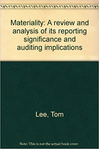 significance of auditing