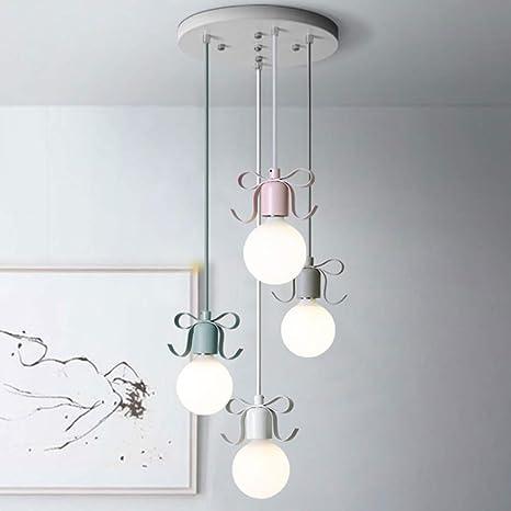 E27 Lámpara colgante moderna lámpara colgante lámpara de ...