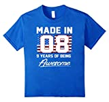 Made In 08 cute 09 years old gift - 09th Birthday Gift shirt