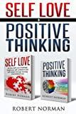 Self Love & Positive Thinking: 2 Books in 1! 60 Days of Self Development to Learn Self Acceptance and Happiness