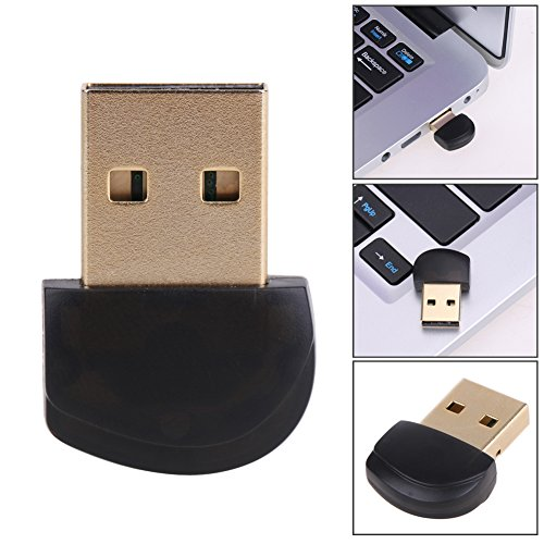 Bluetooth Adapter USB CSR 4.2 Dongle Receiver Transfer Wireless for PC Laptop Computer by VANPOWER (Image #6)