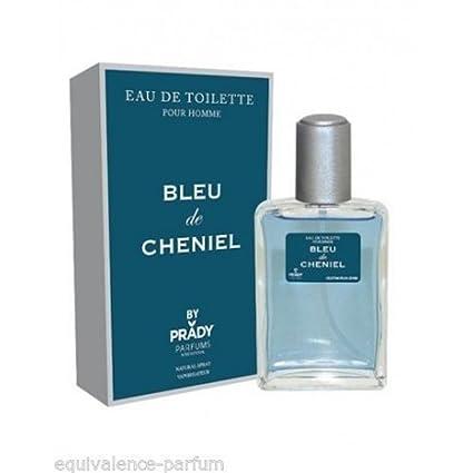 BLEU de cheniel - Perfume Hombre - 100 ml EDT - Générique grande marque