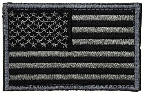 Looking for a american flag patch black and grey? Have a look at this 2019 guide!