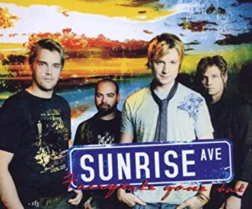 amazon fairytale gone bad sunrise avenue ポップス 音楽