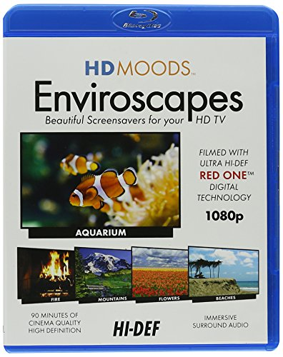 Hd: Enviroscapes [Blu-ray]