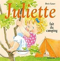 Juliette fait du camping  par Doris Lauer
