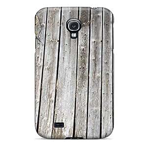 Unique Design Galaxy S4 Durable Tpu Case Cover Wood