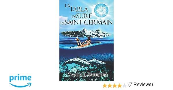 La tabla de surf de Saint Germain: Amazon.es: Vanesa Jiménez Guerrero: Libros