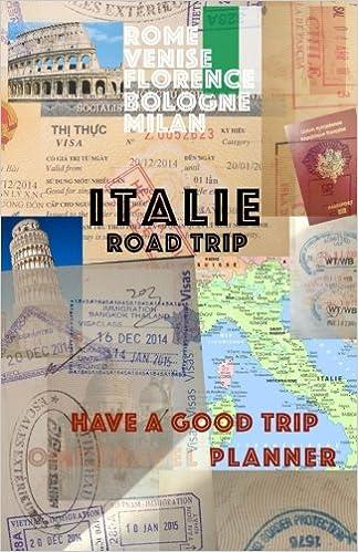 foto de Italy road trip: Italy travel planner: o m j: 9781512200041 ...