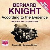 According to the Evidence | Bernard Knight