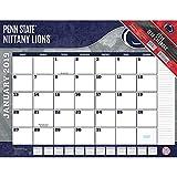 Turner 1 Sport Penn State Nittany Lions 2019 22X17 Desk Calendar Office Desk Pad Calendar (19998061487)